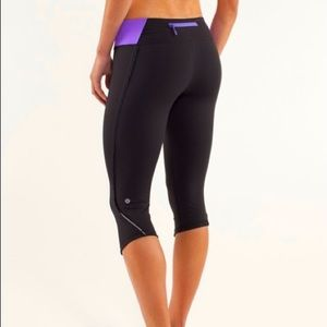 Lululemon Fast And Free Crops, 6